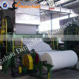 1880mm 5tpd Good Price Facial Tissue Jumbo Roll Paper Making Machine
