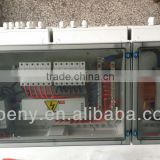 DC combiner box for PV application