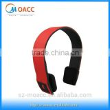 answer the phone function wireless bluetooth Stereo headphone