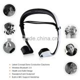 stereo headset telephone bone conduction headset headphones custom