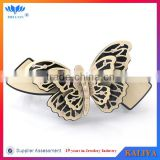 2014 Hot Sale Decorative Hair Clips Butterfly Shaped Fashion Hair Clip
