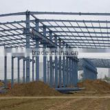 Hot Sell Factory Price prefab workshop buildings, large-span steel structural buildings                                                                         Quality Choice