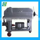 Reliable Press Waste Oil Cleaner, Plate Frame Oil Refinery Machine/ Oil Purifier Machine