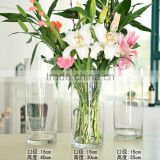 Clear vase tall Acrylic vase for wedding Plastic vase                                                                         Quality Choice                                                     Most Popular