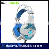 Cheap USB super bass vibration gaming headset