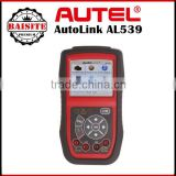 Best of AUTEL AutoLink AL539 for Complete Diagnosis can OBDII & Electrical Test Tool Supports all 10 Sodes of OBD II Test