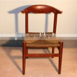 living room chairs made in china / replica Hans J.Wegner cow horn chair C002