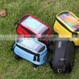 Cycling Bike Bicycle Phone Case Frame Front Tube Bag bicycle bags