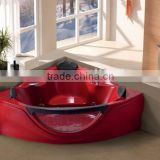 portable bathtub bath scupper cover massage bathtub G657