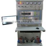PLC trainer,electrical training kit,Industrial Automation Training Cabinet (virtual load)