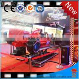 6dof high end game machine F1 red bull racing car simulator                                                                         Quality Choice