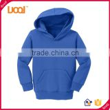 2016 fashion wholesale custom hoodies/warm unisex simple styles plain hoodies/pullover with hood sweatshirts