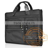 Ballistic Briefcase using 1680D Ballistic Nylon for government officers and businessmen.
