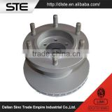 China factory OEM quality hot selling 9424212112 solid brake rotor, auto brake systems, hot sell brake rotor with certificate