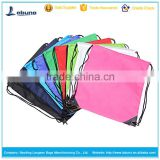 folding shopping bag small fabric drawstring bag                                                                         Quality Choice