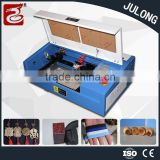 Granite stone laser engraving machine 400*200mm co2 laser cutting machine 4020 laser cutting machine for sale