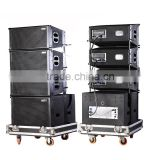 "Admark active 3 way double 10"" line array with calss-D amplifier and built-in DSP                                                                         Quality Choice                                                     Most Popular"