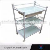 Professional hairdressing beauty salon trolley