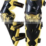 High quality Motorcycle knee protector & racing k12 best sellerMOTORCYCLE KNEE GUARD----K12 COLOR: WHITE/YELLOW/NEON GREEN SIZ