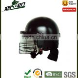 Bulletproof helmet with visor anti-riot gear Anti riot helmet