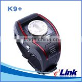 Wrist watch gps tracking device for kids / Position monitoring kids gps watch / Sos calling child watch