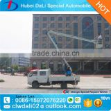 Dongfeng brand High Platform Truck 12-16M electric platform truck high working platform truck