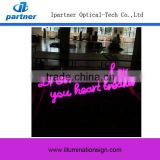 2014 hot sale High Quality led neon animated open signs