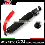 JGJ OEM Monopole for GoPro Hero 1/2/3 Accessory Bundle, Extendable Handheld Monopod for Compact Camera