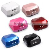 Nail diamond light nail led nail wholesale led a diamond light phototherapy machine 36 w lamp
