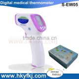 6 languages voice baby fever detector digital clinical thermometer