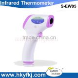 Digital/electronic medical/clinical thermometers body infrared thermometer (S-EW05))