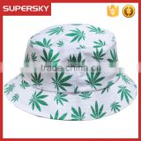 K-375 Wholesale Cotton Printing Custom Cheap Bucket Hat Cotton Outdoor Fancy Fisherman Cap