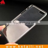 Custom Design Plastic TPU / PC Transparent Clear Mobile Phone Case Factory Supplier                                                                         Quality Choice