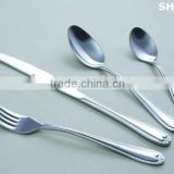 Mirror polish international stainless steel flatware