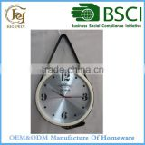 Customized OEM Design Handmade Metal Decorative Wall Clock                                                                         Quality Choice                                                     Most Popular