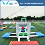 Inflatable towable water sports, water floating game
