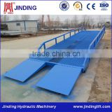 6/8/10t High Load Mobile Hydraulic Dock Ramp