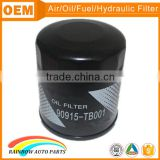 Original packing metal toyota oil filter 90915-tb001                                                                         Quality Choice