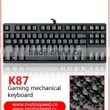 Profession mini mechanical keyboard,laptop mechanical keyboard