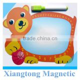 Baby Loved Yellow Bear Magnetic Writing & Drawing Board