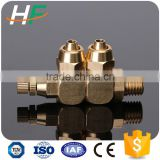 Factory supply wholesales brass compression fittings for pipe system                                                                         Quality Choice