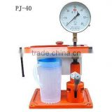 Fuel Injector Tester Nozzle Tester for trucks and Cars,Construction machineries Injectors