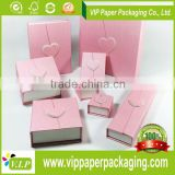 CUSTOM LOGO PRINTING CARDBOARD JEWELRY PACKAGING PAPER BOX WATCH BOX WHOLESALE GIFT PROMOTION BOX FOR NECKLACE