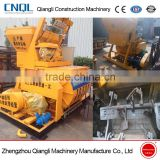 High efficiency self loading mobile concrete mixer portable concrete mixer and pump concrete mixer machine for sale