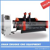Z 500mm two heads 1530 marble granite tombstone engraving machine 1500*3000mm