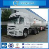 factory sale high quality air suspension BPW 3 axle fuel tank semi trailer truck