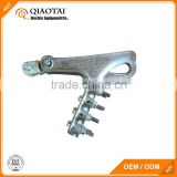 Factory supply bolt type electric overhead cable anchor clamps