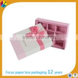 empty chocolate high quality gift boxes wholesale