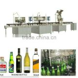 yeast fermentation for beer filling machine