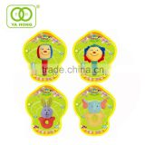 Baby Rattle Toy plush fabric stuff with PP cotton